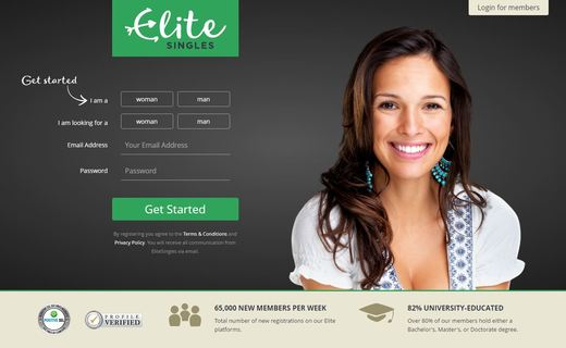 Elite Singles Site Review