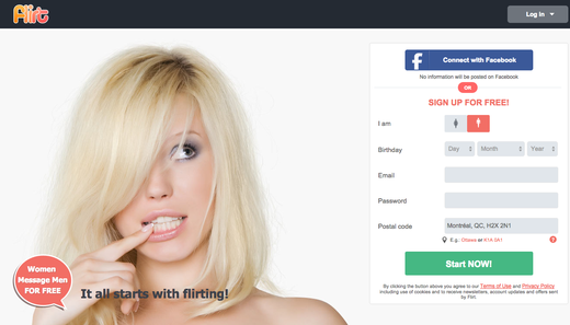 flirt.com site review