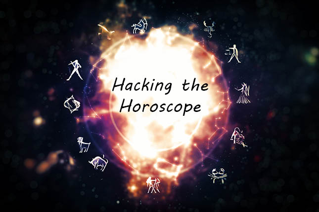 hacking the horoscope